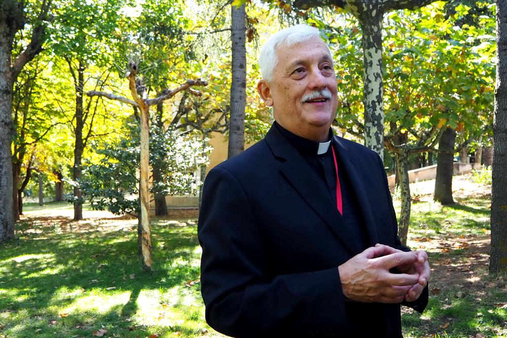 Interview with Arturo Sosa SJ