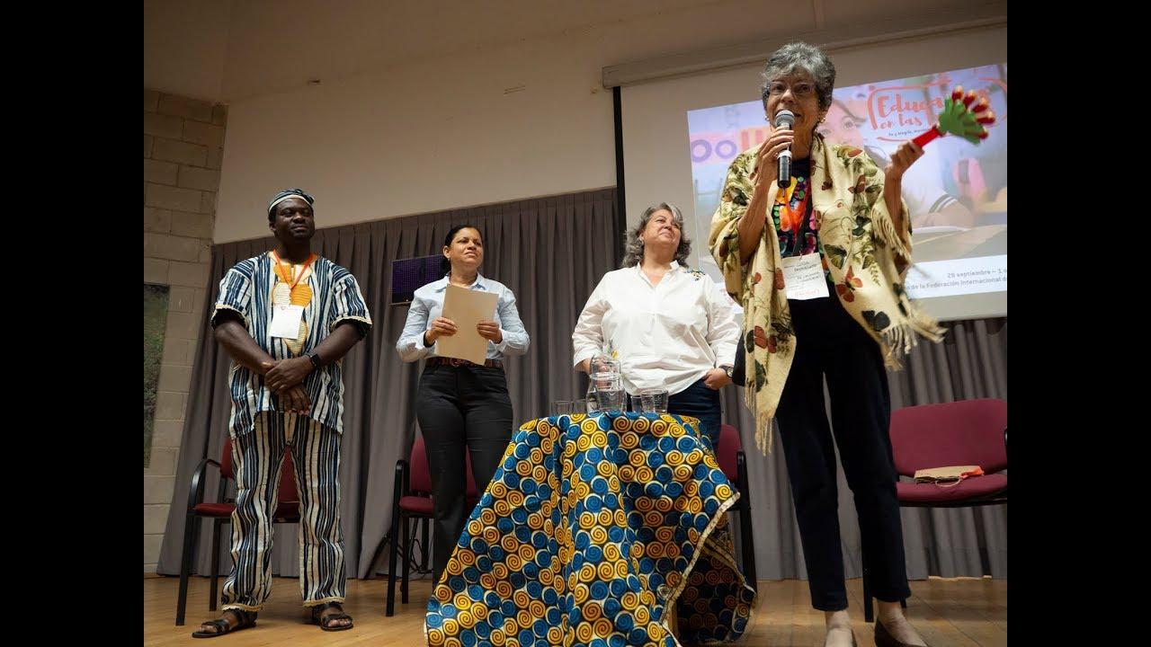 Vídeo resumen del 47 Congreso de la Federación Internacional Fe y Alegría