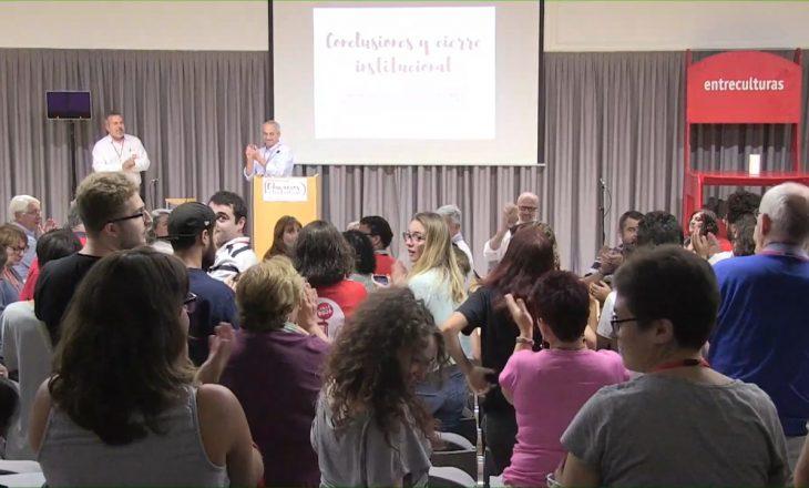 Discurso de clausura del Congreso Ramón Almansa