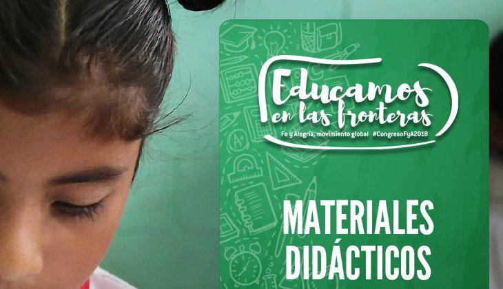 Materiales didácticos y propuesta de trabajo